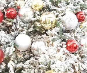 aesthetic, art, and christmas image