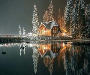 aesthetic, luxury, and snow image