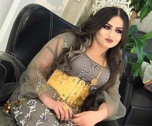 bride, cultural, and kurd image