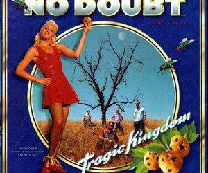 no doubt and tragic kingdom image