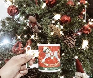 christmas, navidad, and christmastree image