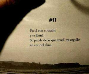 amor, diablo, and frases image