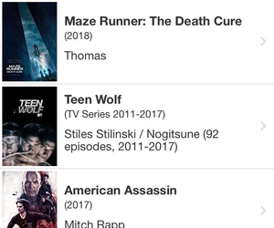 mtv, teen wolf, and the maze runner image