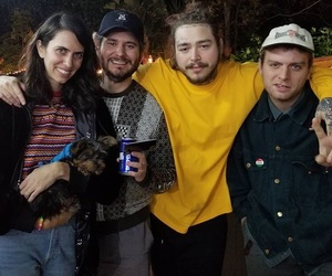 mac demarco, post malone, and h3h3productions image
