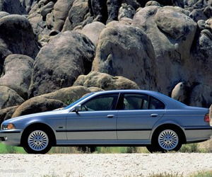 bmw, e39, and 525d image