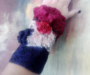 etsy, victorian jewelry, and cuff bracelets image