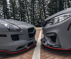 grey, mercedes, and bmw image
