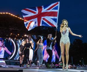 Taylor Swift, kendall jenner, and cara delevingne image