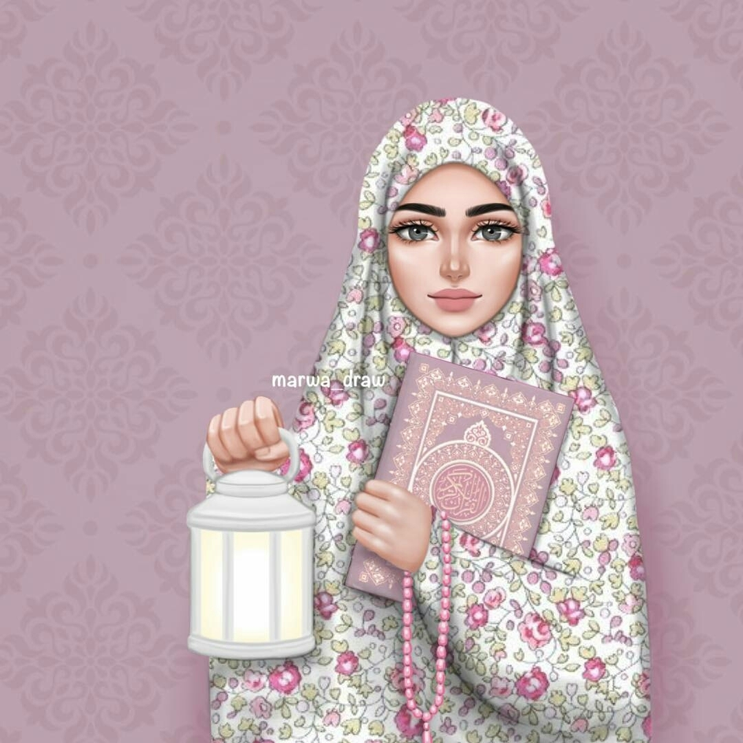 299 Images About Muslimah Cartoon On We Heart It