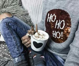 christmas, cozy, and morning image