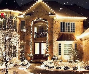 christmas, decor, and Dream image