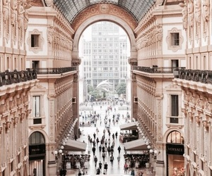 milan, city, and architecture image