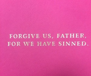pink, bible, and book image