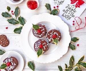 cake, christmas, and Christmas time image