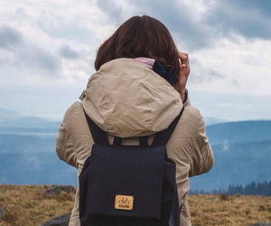 accessories, adventure, and backpack image