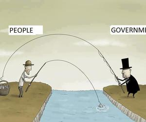 government, poor, and rich image