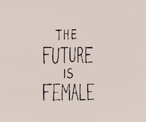 female, future, and header image
