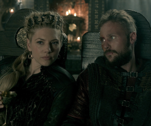 Queen, vikings, and lagertha image