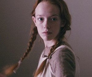 anne shirley, ginger, and pretty image