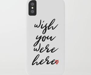pinkfloyd, phonecover, and wishyouwerehere image