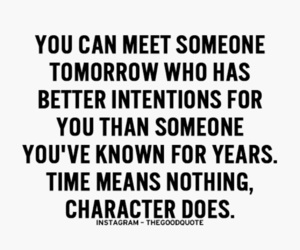 quotes, time, and love image