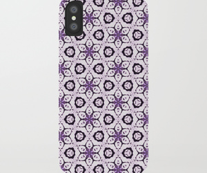 case, floral, and pattern image