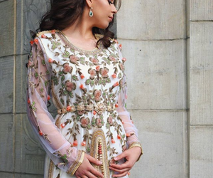 haute couture, caftan, and we heart it image