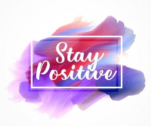 colors, positive, and positivity image