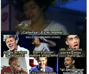 frases, one direction, and memes image