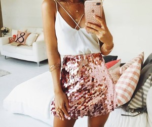 beautiful, clothes, and girl image
