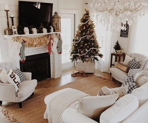 christmas, whi, and holiday vibes image