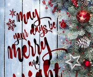 bright, christmas, and decor image