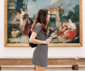 fashion, art, and dress image