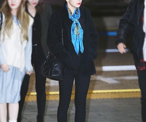 red velvet, seulgi, and airport image
