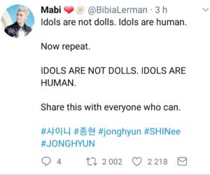 angel, Jonghyun, and rip image