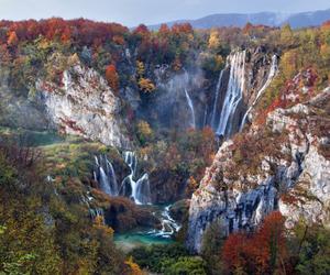 nature, Croatia, and autumn image