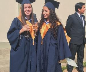 bff, Prom, and graduation image