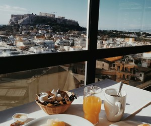 Athens, breakfast, and brunch image