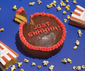 cake, shut up, and just don't image