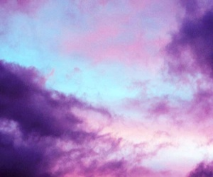 sky, purple, and wallpaper image