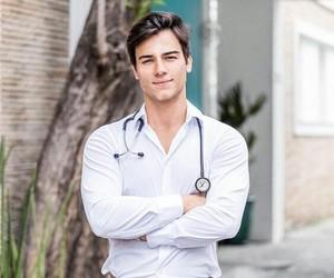 brazil, doctor, and med image