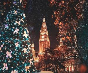 christmas, holiday, and beautiful image