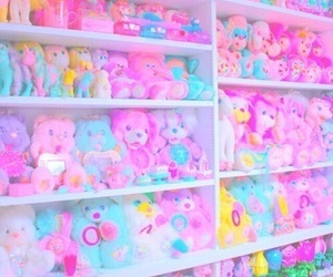 toys and pastel image