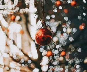 christmas, winter, and light image