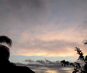 atardecer, cielo, and colores image