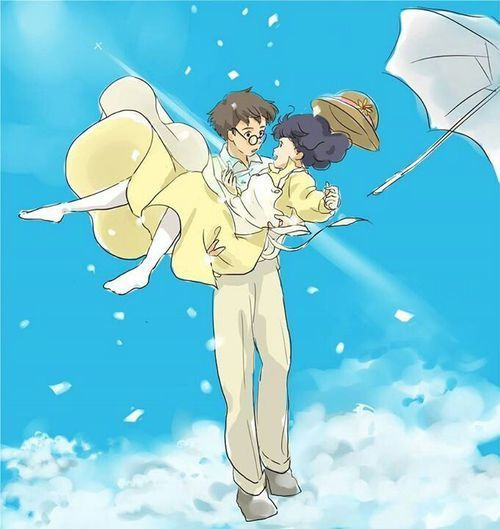 The Wind Rises Uploaded By November On We Heart It