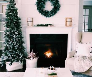 christmas, holidays, and snow image