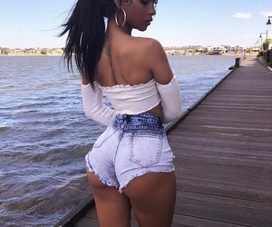 site model, ig baddie, and body goals image