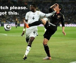 comedy, football, and funny image