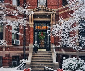 boston, christmas, and places image